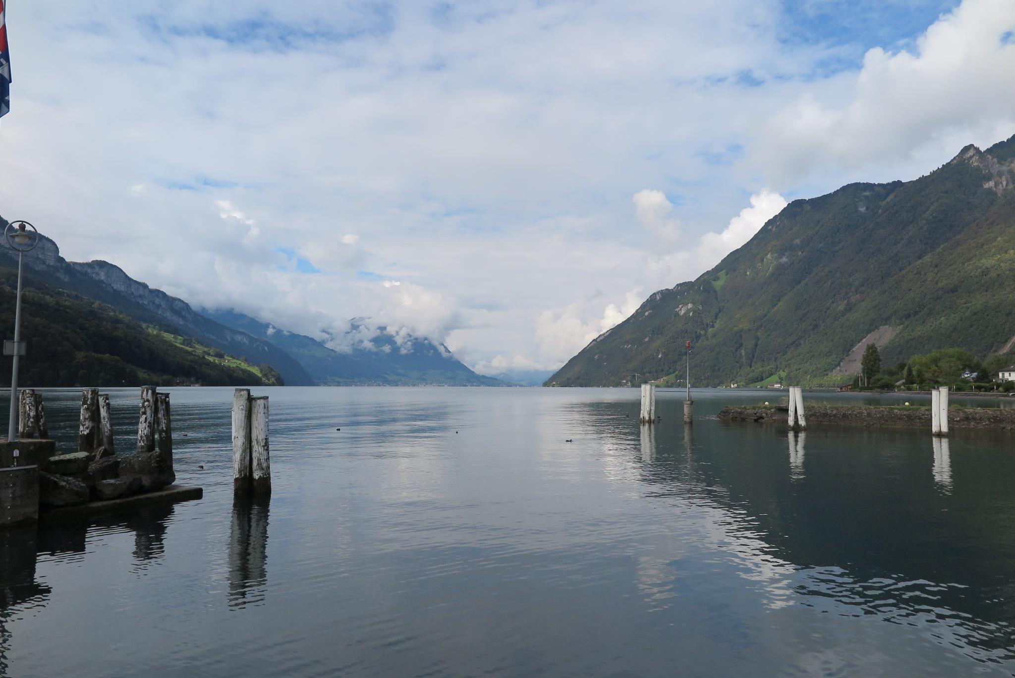Zustand der Schweizer Gewässer